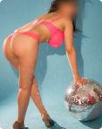 Busty Brunette Escort In Manchester Christina Is A French Fancy For Party Bookings - 0161 798 6769