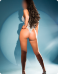 Naturally Busty Party Girl Escort In Manchester Victoria Is A Stunning Brunette - 0161 798 6769