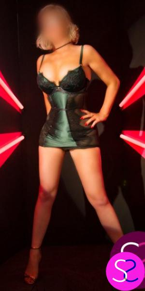Stunningly Attractive Classy Blonde & Busty North West Escort Billie - 0161 798 6769